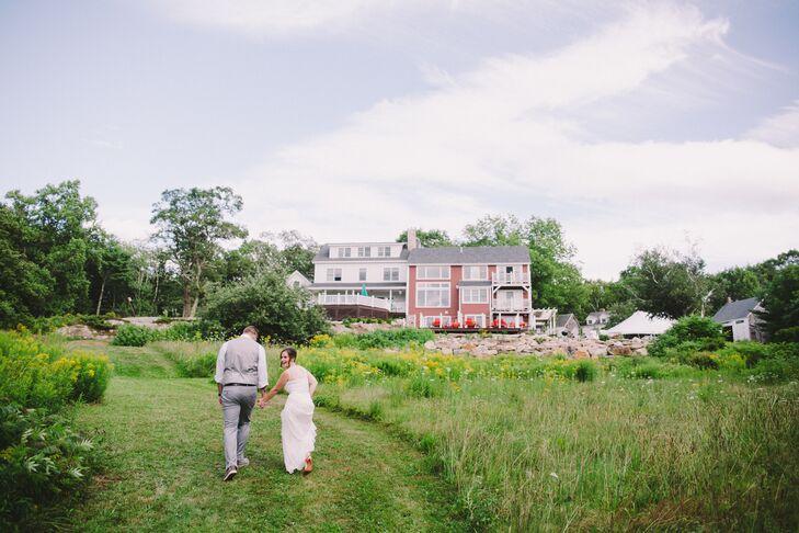 Bold Colorful Life Estate Wedding Venue
