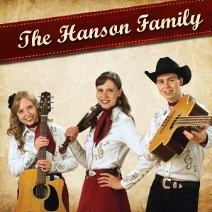 Eugene, OR Western Band | The Hanson Family