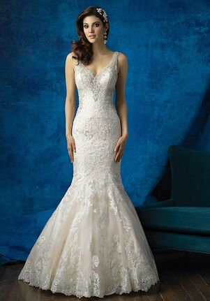Allure Bridals 9356 Mermaid Wedding Dress