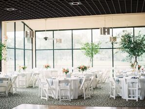 Modern, Light-Filled The Greens at North Hills Banquet Hall Reception