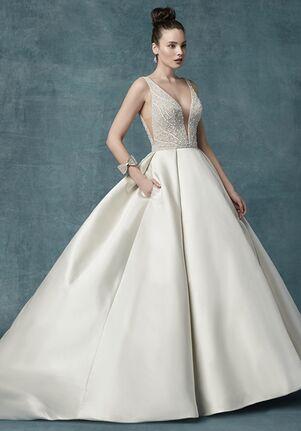 Maggie Sottero Mylene Wedding Dress