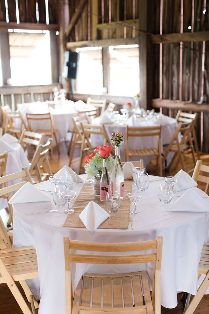 Ciccone Vineyard and Winery Barn Reception
