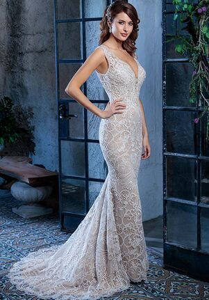 Amaré Couture C133 Colette Mermaid Wedding Dress