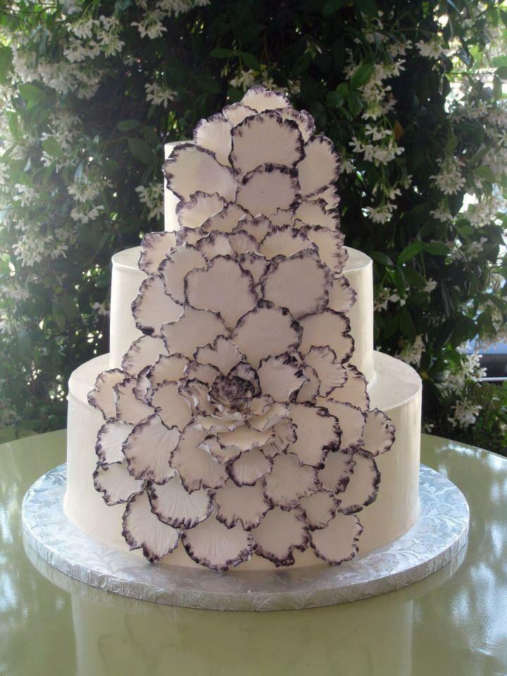 Napa wedding cakes