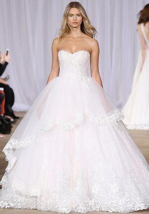 Ines Di Santo Luminous Ball Gown Wedding Dress