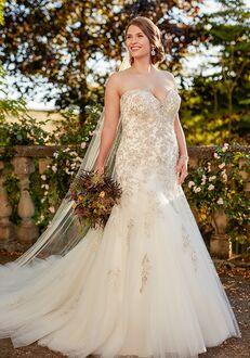 Essense of Australia D2398 A-Line Wedding Dress