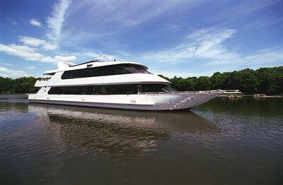 The CQ Princess Yacht Charters