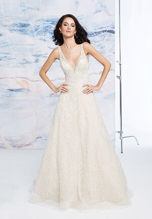 Justin Alexander Signature Denver Ball Gown Wedding Dress