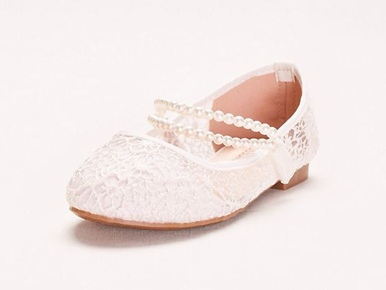 9a6dd9efd91e 30 Flower Girls Shoes That ll Put Extra Pep in Her Step