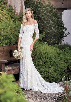 Jasmine Collection F211055 Mermaid Wedding Dress