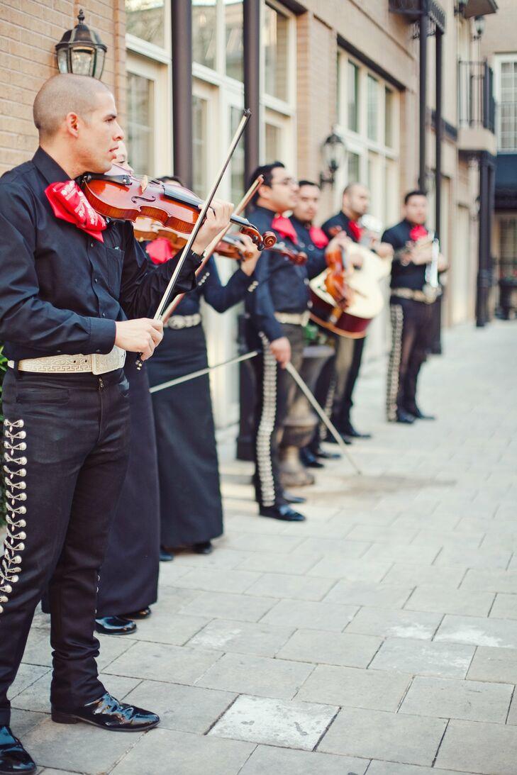 Mariachi Band Entertainment