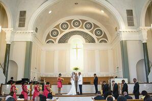 West Hunter Baptist Church Ceremony