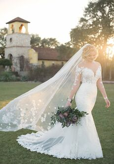 Essense of Australia D2602 Wedding Dress