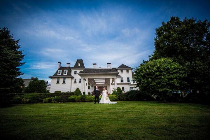 The Davenport Mansion On The Sound New Rochelle Ny
