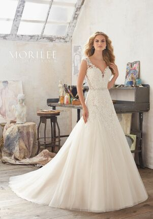 Fit And Flare Dress Wedding | Mermaid Wedding Dresses