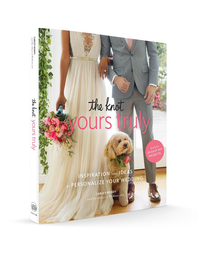 the knot yours truly book gift for wife