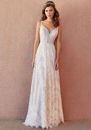 Simply Val Stefani LEONA A-Line Wedding Dress