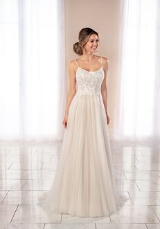 Stella York 6974 A-Line Wedding Dress