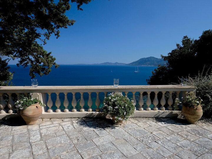 Villa Sylva, Corfu, Greece