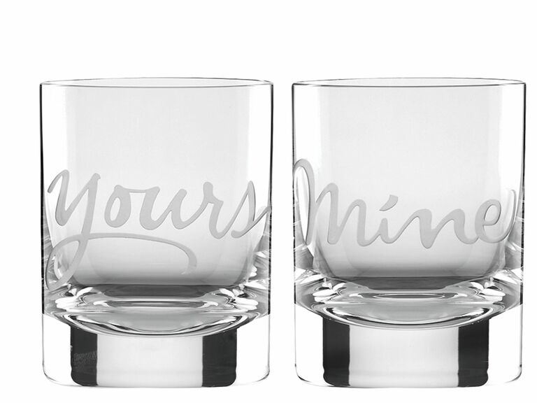 Kate Spade New York Two of a Kind drinkware