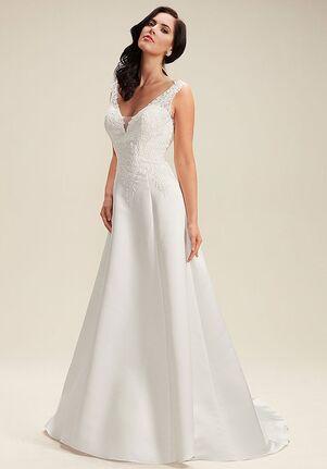 Avery Austin Adeline A-Line Wedding Dress