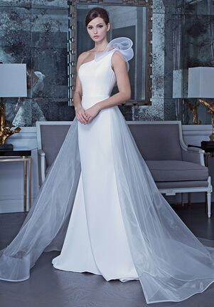 Romona Keveza Collection RK9504+RK8400SKT Wedding Dress