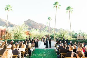 Picturesque Outdoor Ceremony in Arizona