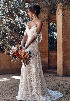 Grace Loves Lace Sol A-Line Wedding Dress