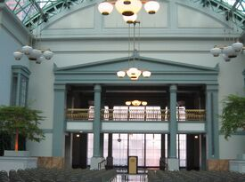Harold Washington Library Center - Winter Garden - Library - Chicago, IL