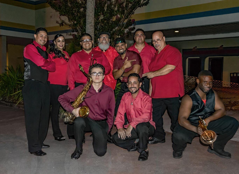 CONJUNTO ESENCIA - Latin Band - Orlando, FL