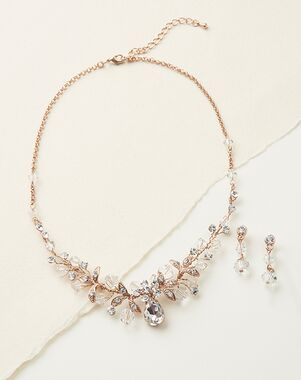 USABride Athena Swarovski Crystal Jewelry Set (JS-1623) Wedding Necklace photo