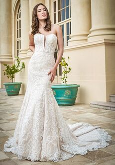 Jasmine Couture T222059 Mermaid Wedding Dress