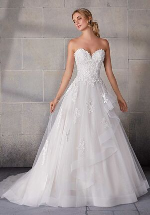 Morilee by Madeline Gardner Shania 2140 A-Line Wedding Dress
