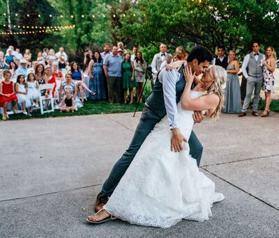 Brandee Selck – Wedding Dance Instruction