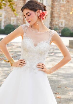 Camille La Vie & Group USA 41790/5514W Wedding Dress