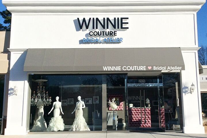 Winnie couture flagship salon charlotte charlotte nc for 8 the salon charlotte nc