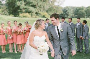 Romantic Summer Wedding in New Jersey