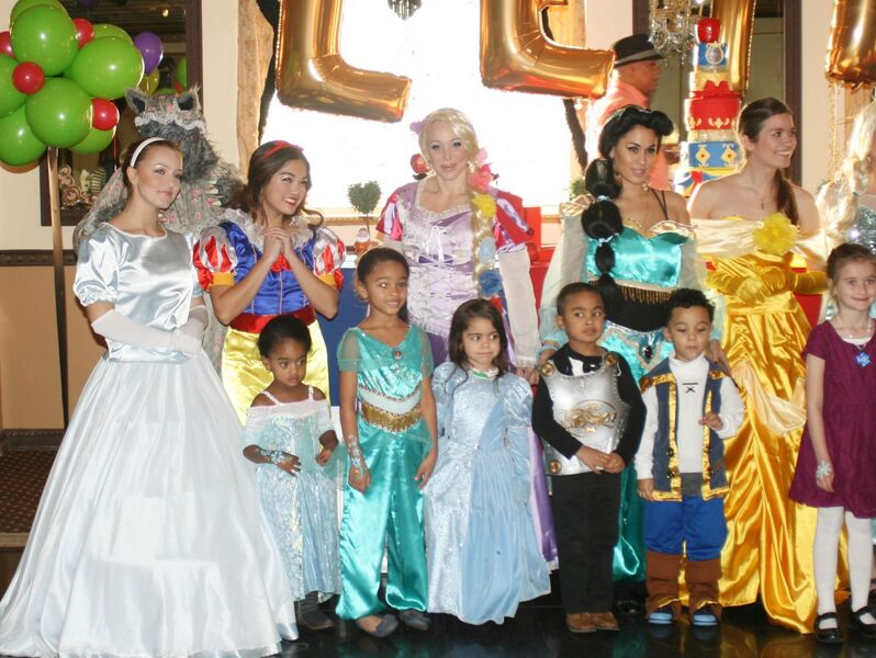 Princess Kids Birthday Party - Princess Party - New York City, NY