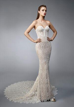 Enzoani Neville Mermaid Wedding Dress