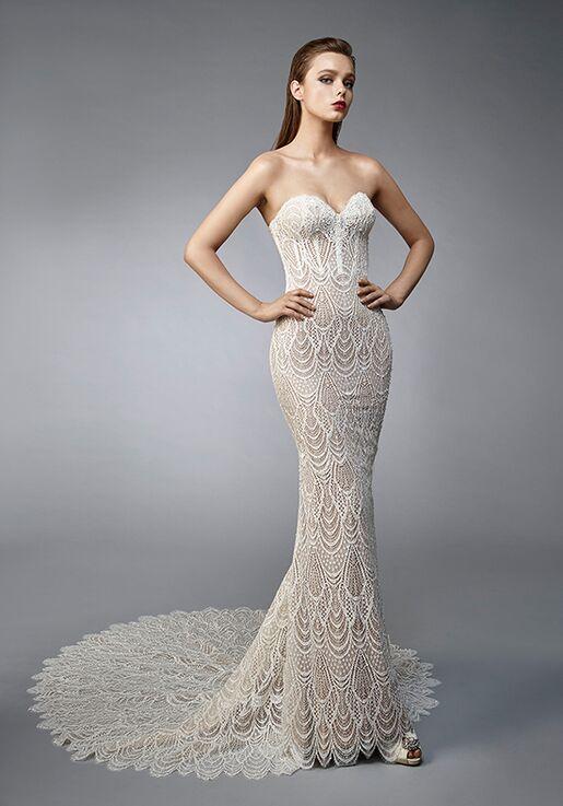 Mermaid Wedding Dress.Neville