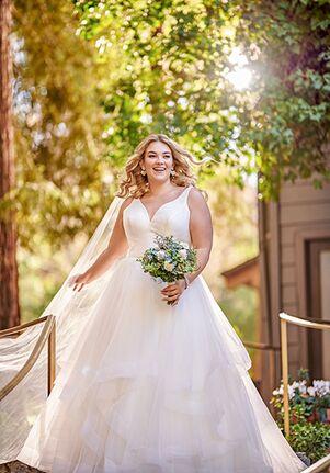 Essense of Australia D2724+ Ball Gown Wedding Dress