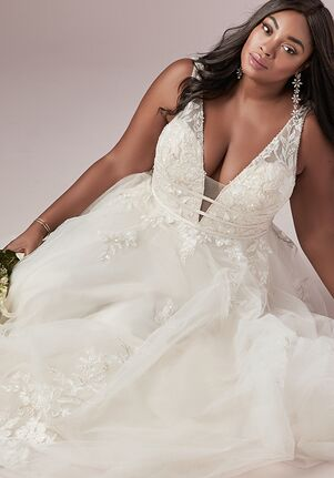 Rebecca Ingram RAELYNN LYNETTE A-Line Wedding Dress