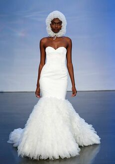 Justin Alexander Signature Davos Mermaid Wedding Dress