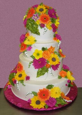 Wedding Cake Bakeries In Philadelphia Pa The Knot