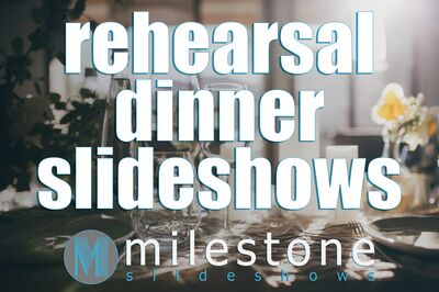 Milestone Slideshows