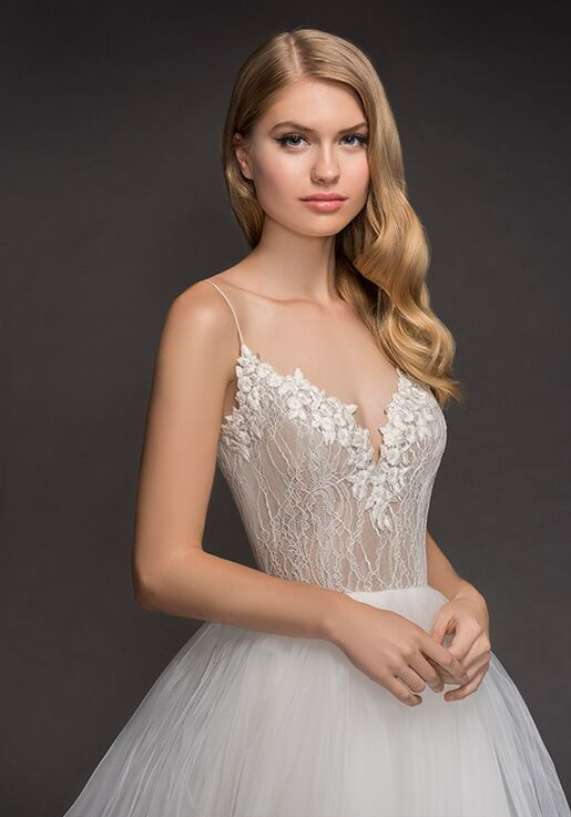 Blush by Hayley Paige 1818-Brier Ball Gown Wedding Dress