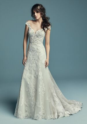 Maggie Sottero Serena A-Line Wedding Dress