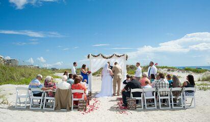 Hilton Cocoa Beach Oceanfront Reception Venues