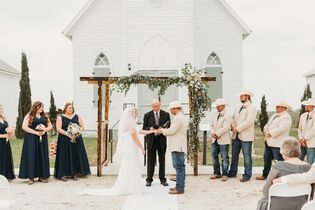 Weddings & Events at the Red Barn