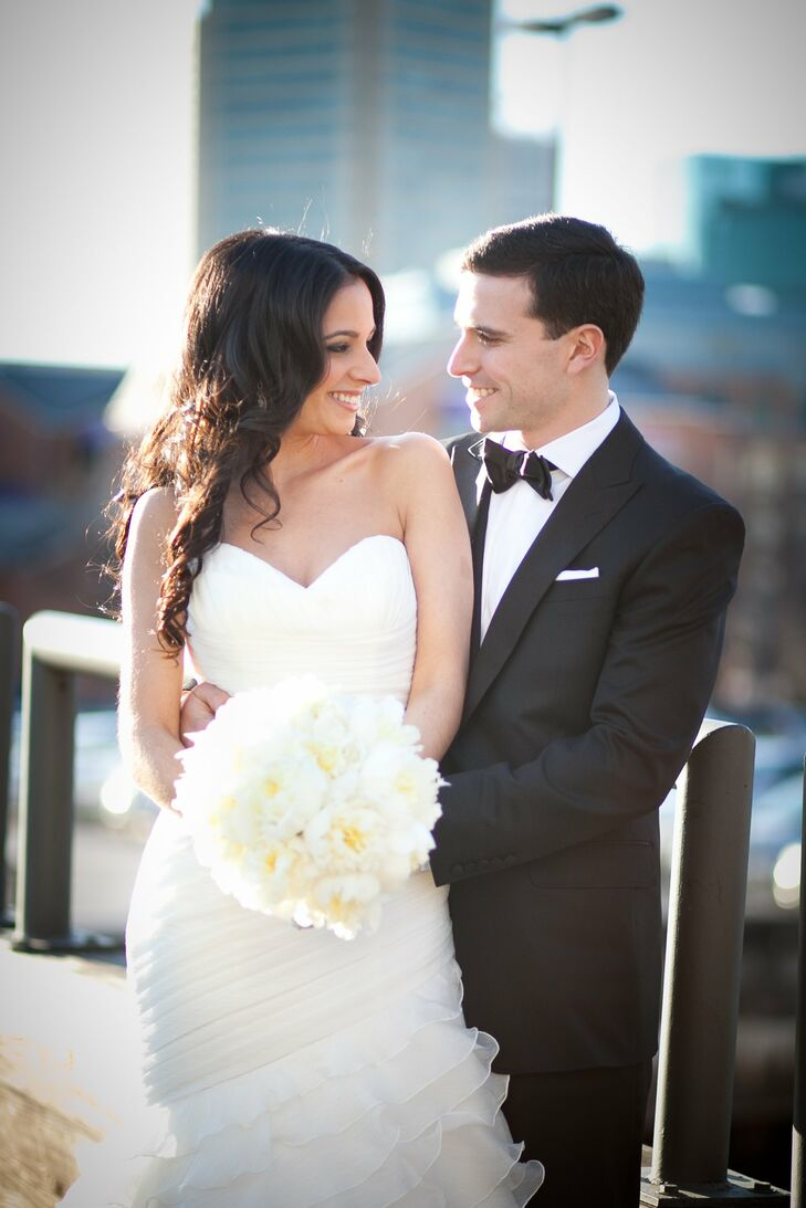 The Bride Kate Goldwasser, 27, an attorney The Groom Greg Maurer-Hollaender, 27, works in commercial real estate The Date March 10  Kate and Greg did